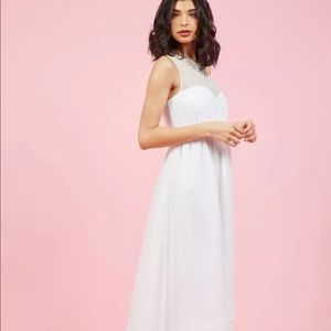 7075690df8e5 ModCloth Geode Wedding Dress XL White